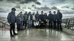 Daniel Cruz, Leandro Mendes, Bernardo Piñero, Surófona, Valentina Montero, Brian Mackern, Andrés Santa María